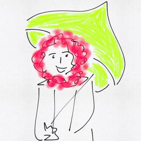 umbrellaandscarf